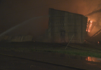 J. Rettenmaier warehouse fire
