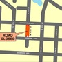11th Street between Commercial, Central avenues closed Tuesday for road work