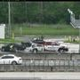 Crash blocks 3 lanes on Turnpike near Lantana