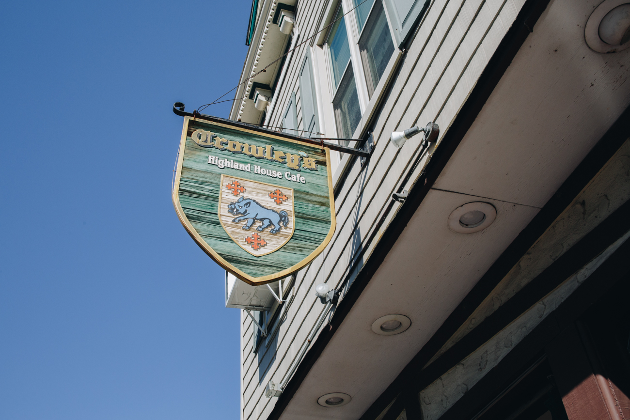 Crowley's Highland House Cafe / ADDRESS: 958 Pavilion Street (Mt. Adams) / Image: Catie Viox // Published: 3.16.19