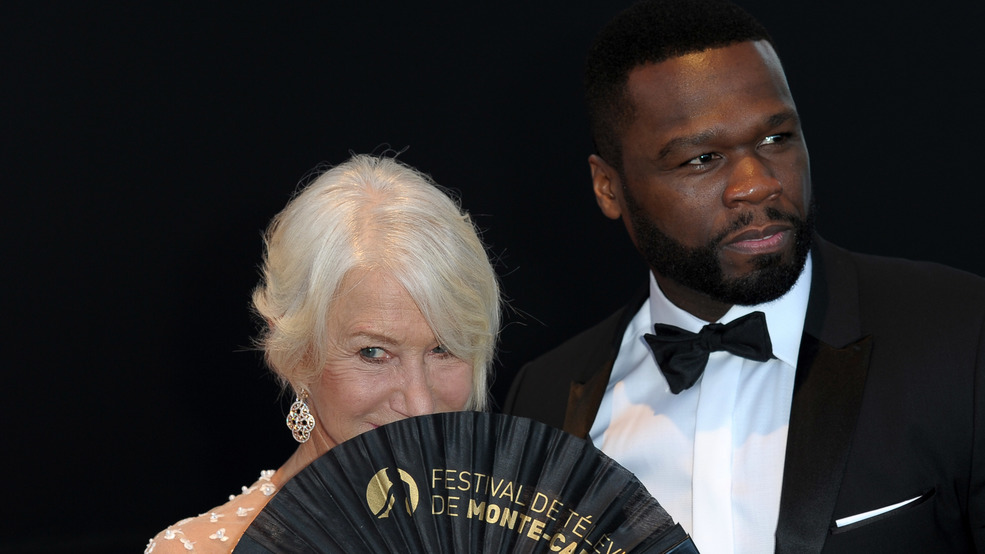 Is 50 cent dating helen mirren