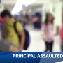 Parent facing assault and battery charges after allegedly attacking child's principal