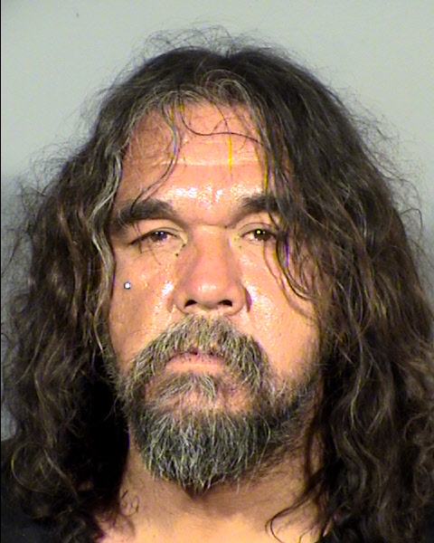 Joseph Martinez was arrested for Sex penetration of dead human body (LVMPD)