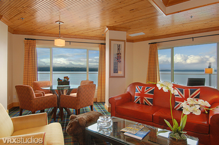 The Beatles Suite has been revamped and is available for staying in! (Image: Edgewater)