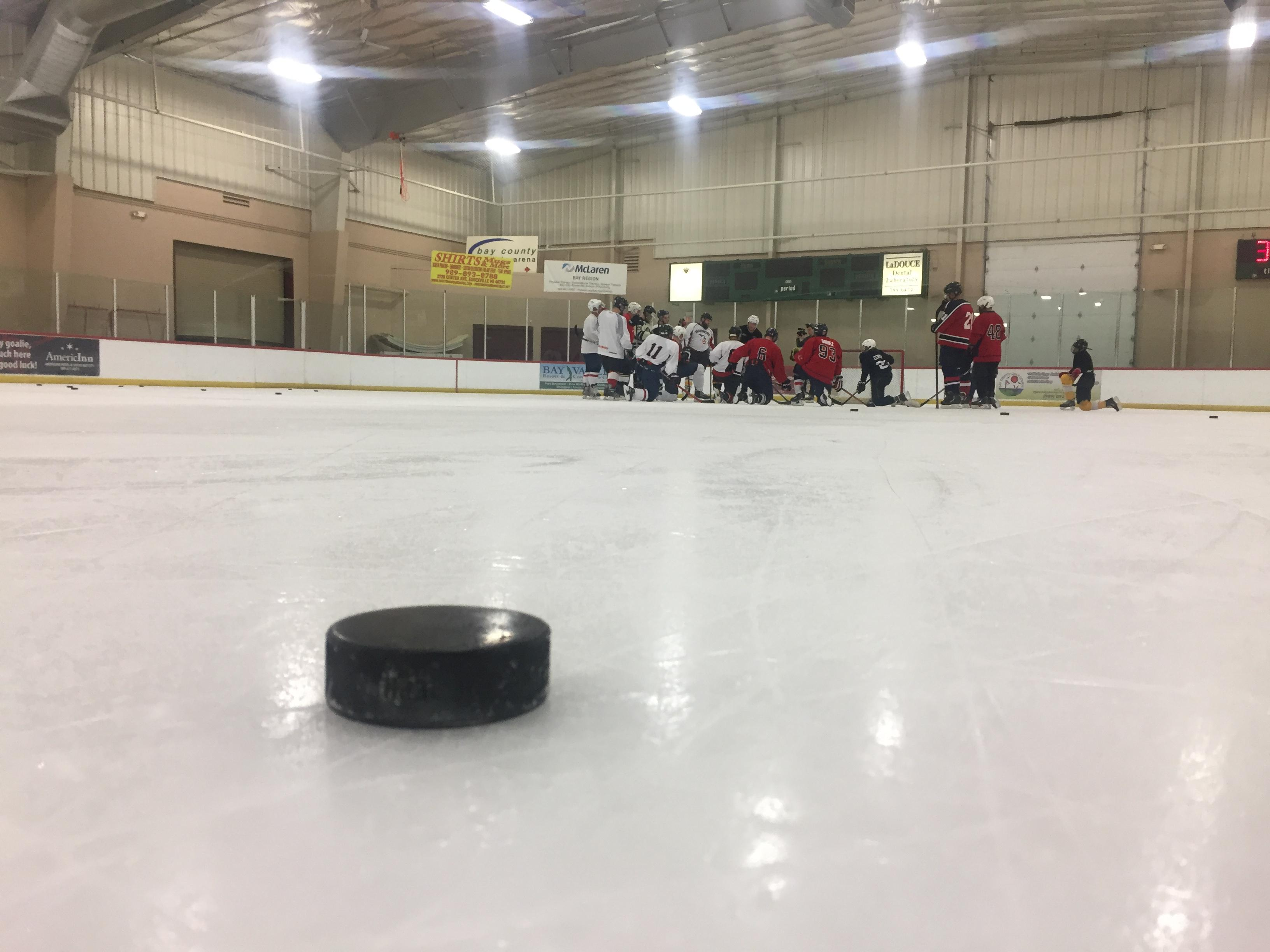 For many veterans' war isn't the biggest battle of their lives, it's returning home to civilian life. However, disabled vets are finding a unique type of therapy to help them heal both physically and mentally, hockey. (WEYI/WSMH)