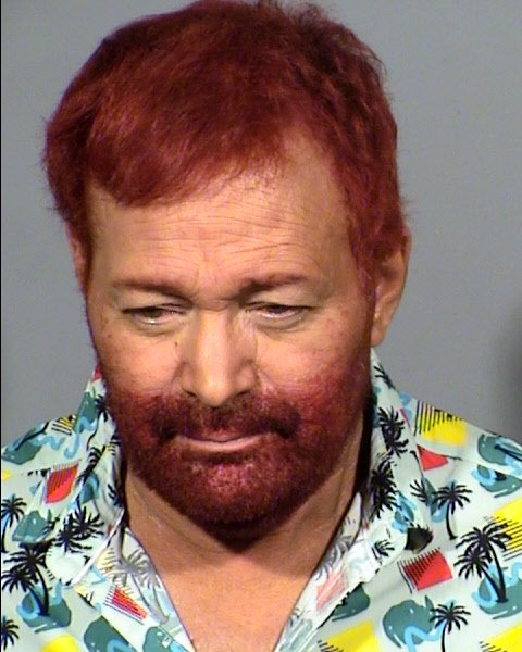 62-year-old Richard Holley was arrested in connection to a burglary at Senator Dean Heller's office. (LVMPD)