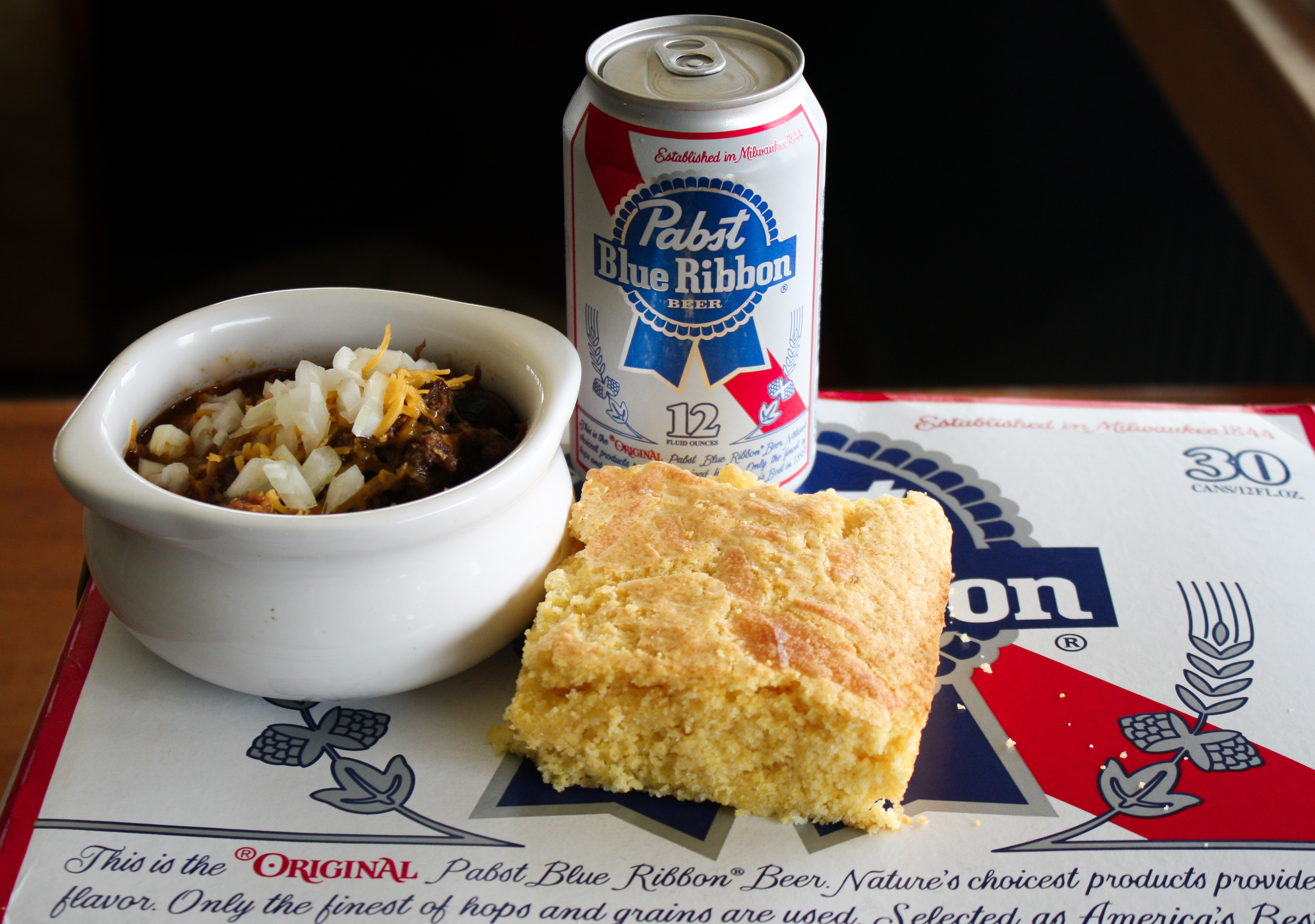 G&H Pig Palace{ }Chili & Corn Bread (Image: Chow Foods)