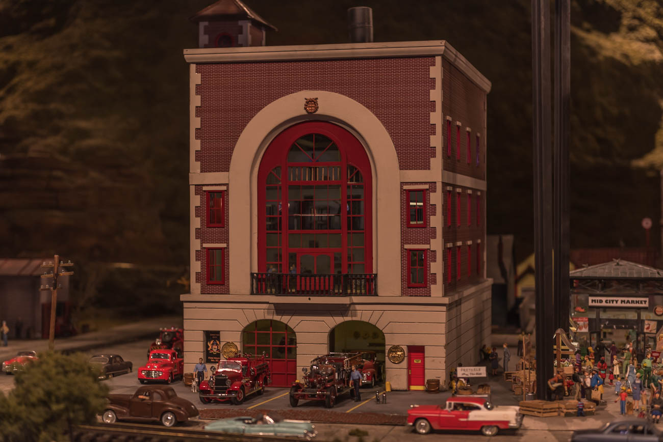 Entertrainment Junction is an entertainment center in West Chester featuring the world's largest indoor train display. A children's play area, funhouse, and a railroad museum are also part of the 80,000-square-foot center. Its kid-friendly programming makes it an ideal spot to let the children loose for an afternoon of joy. ADDRESS: 7379 Squire Ct. (45069) / Image: Mike Menke // Published: 2.27.18
