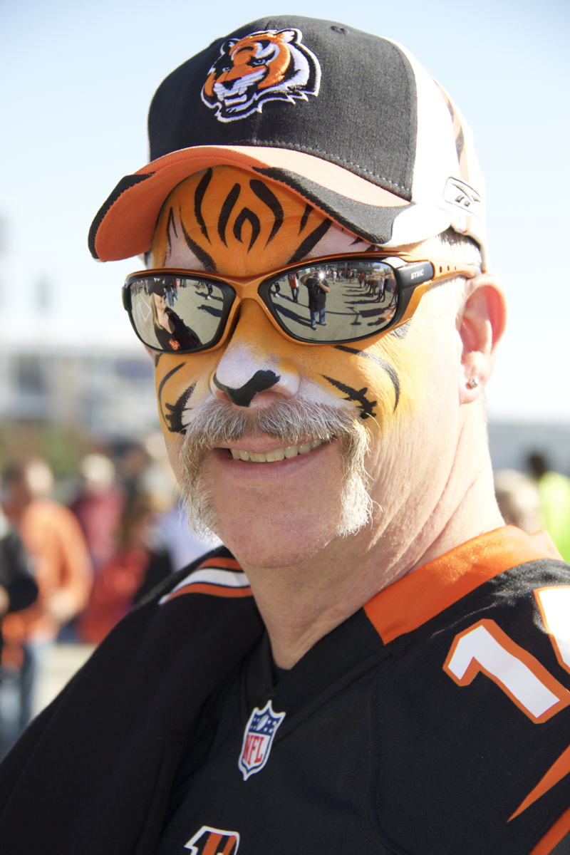 The Cincinnati Bengals defeated the Cleveland Browns on Sunday, Oct. 23 at Paul Brown Stadium 31-17 in the Battle of Ohio. Here are photos from the tailgate before the game. / Image: Dr. Richard Sanders // Published: 10.24.16