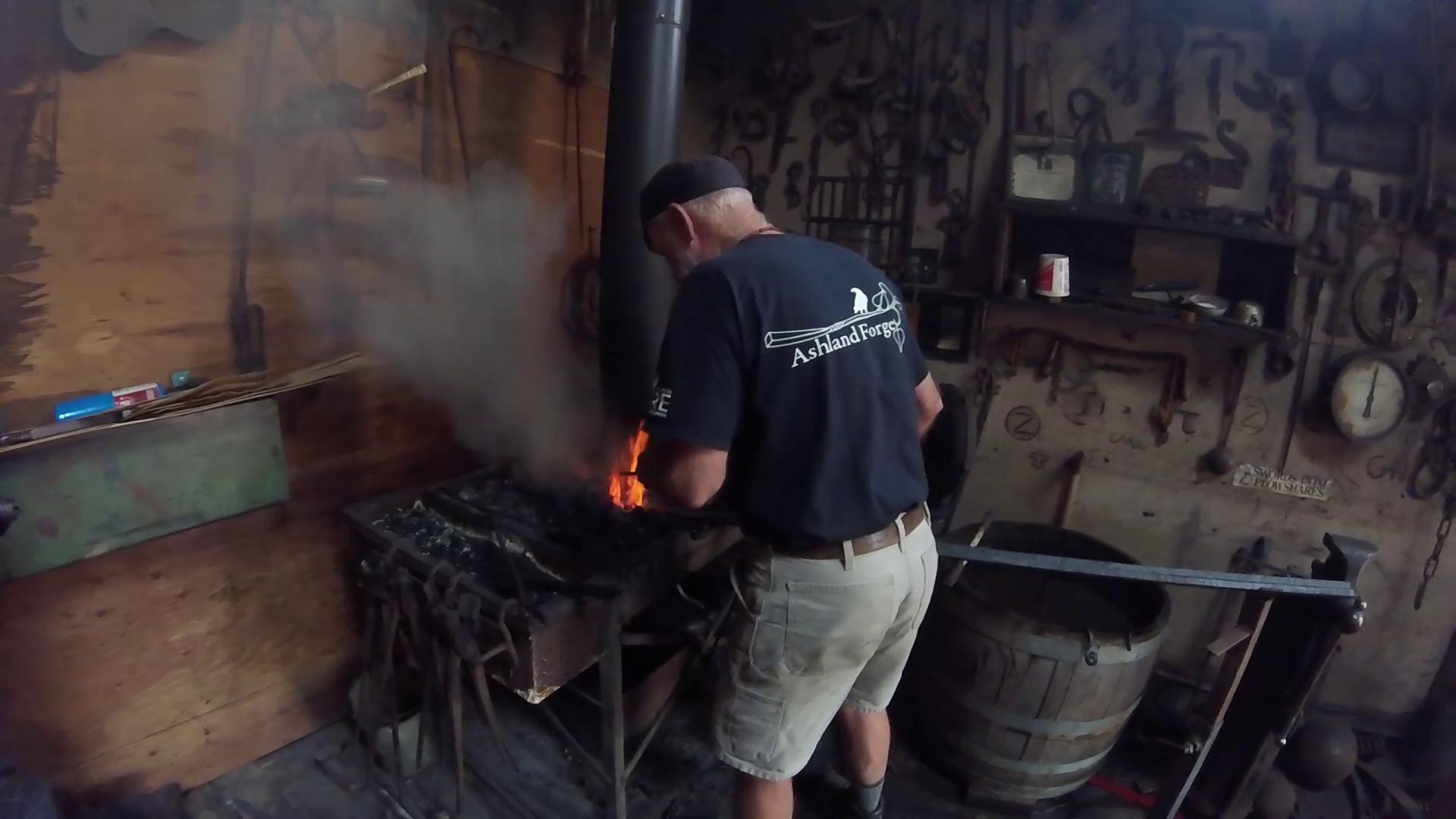 Ashland Forge video by Andy AtkinsonThumbnail