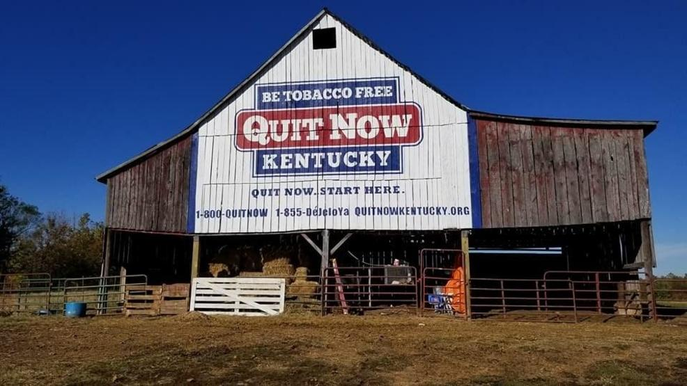 Barn in Ballard Co., KY features anti-tobacco message (source purchase dist health dept).jpg