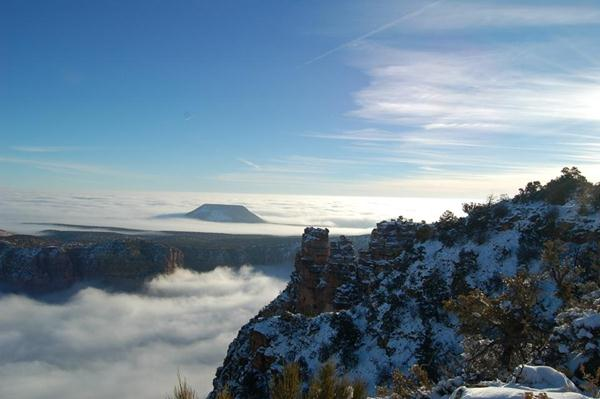 Photo courtesy of the Grand Canyon National Park Facebook page