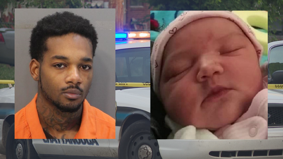 Chattanooga man indicted for murder after 4-week-old