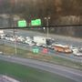 Minor crash causes delays on I-77