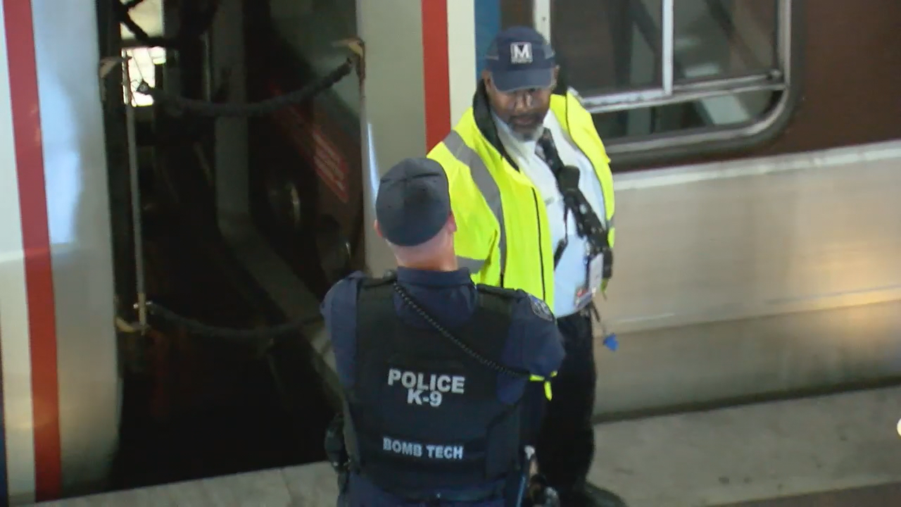 Metro Transit Police: Person hit by train after jumping on tracks, delays follow. (ABC7)