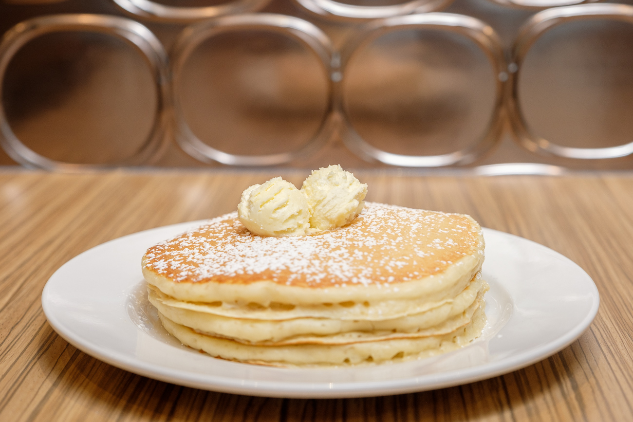 Pancakes! / ADDRESS: 301 E. Fourth Street, Downtown / Image: Daniel Smyth