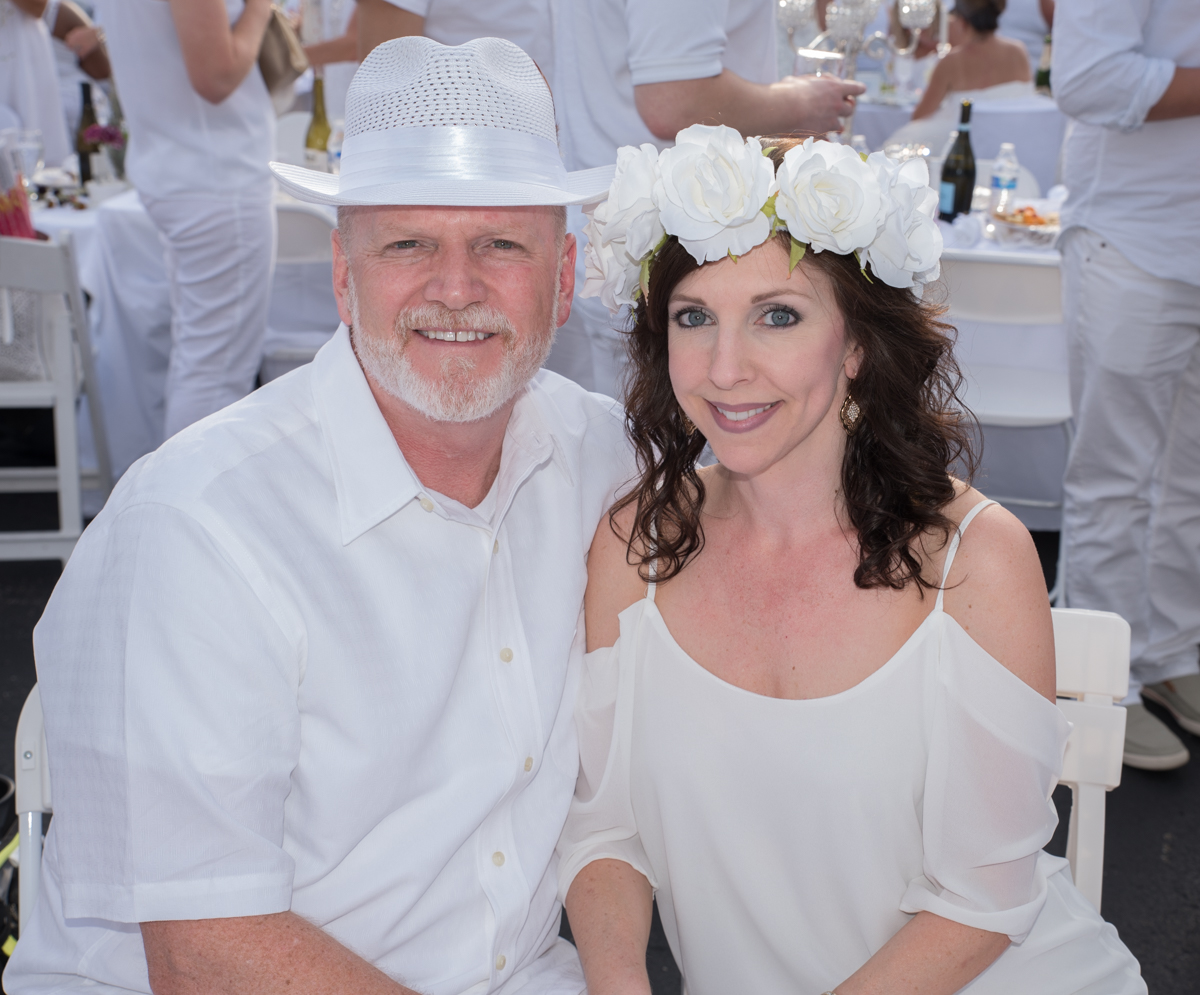 Jim Simpson and Robin McGee / Image: Sherry Lachelle Photography