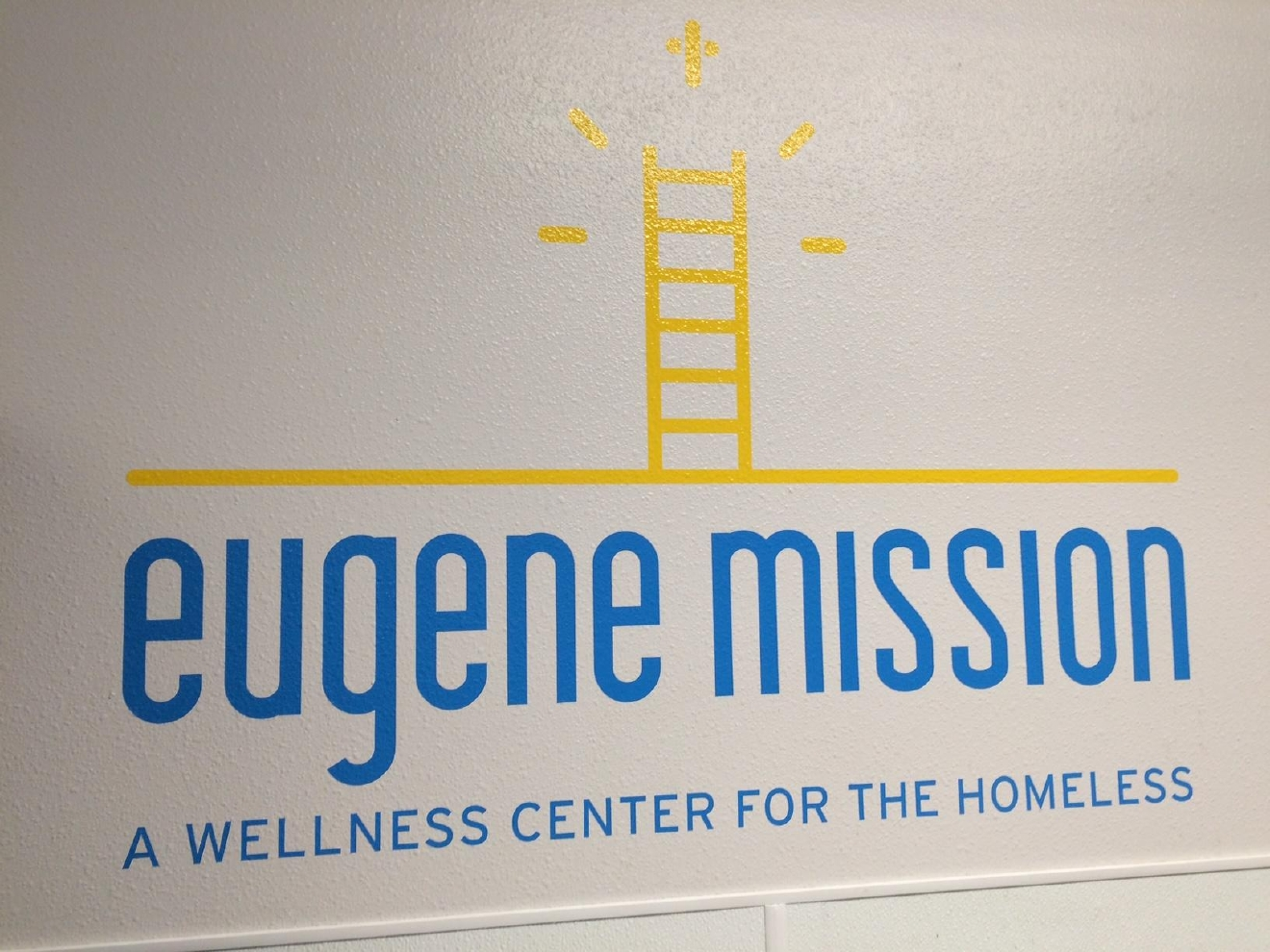 The Eugene Mission revealed its finalized, new kitchen to the public Saturday, Jan. 21, 2017. (SBG photo)