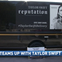 UPS delivers for Taylor Swift