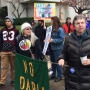 Dakota Access pipeline protesters gather at Eugene office of Army Corps