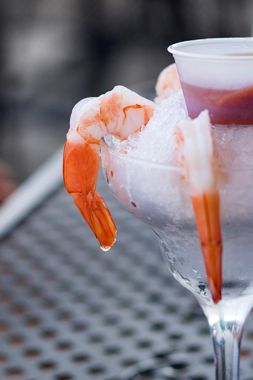 Ship of Shrimp Cocktail{ }/ Image: Allison McAdams // Published: 9.10.18