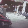 Caught On Camera: Distracted drivers tear gas nozzles off pump