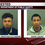 El Paso pursuit ends in arrests of two men