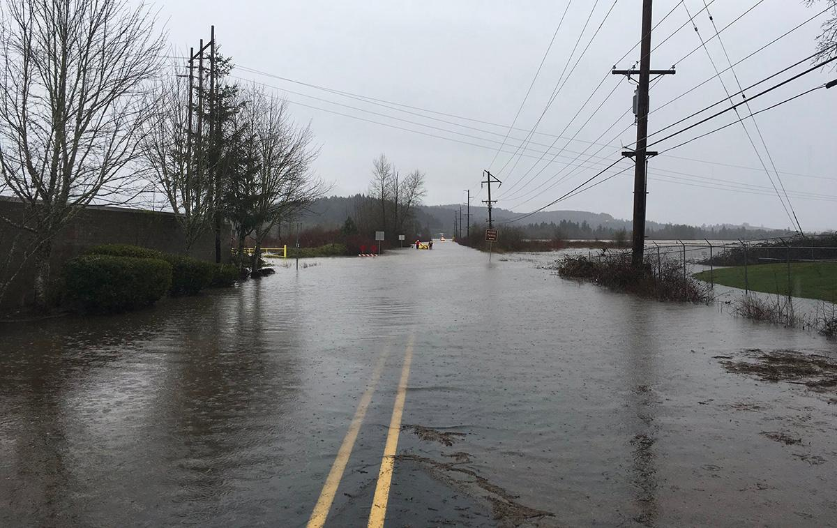 Flooded Fern Hill Road - Forest Grove Fire photo.jpg