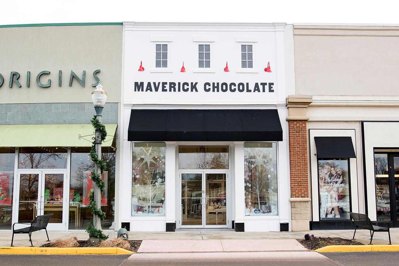 The delectable confections at Maverick Chocolate Co. have already gained a tasty reputation from their home in Over-the-Rhine, and now have a new factory in Rookwood Commons. The family-owned shop makes handcrafted chocolate in small batches, with each bar and truffle taken from their raw, cacao bean form to be turned into finished chocolate treats. ADDRESS: 2651 Edmondson Road (45209) / Image: Allison McAdams // Published: 12.22.18