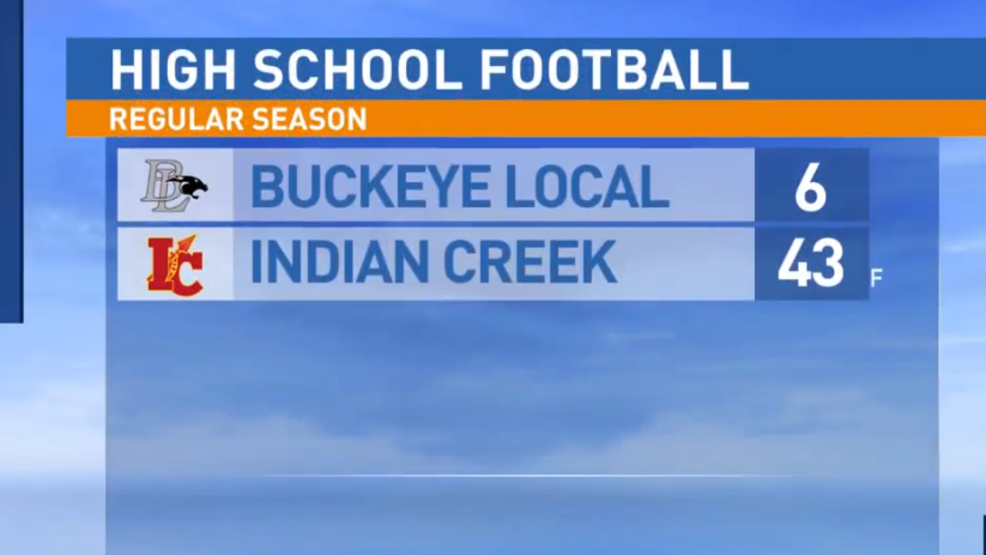 9.20.19 Highlights: Buckeye Local at Indian Creek