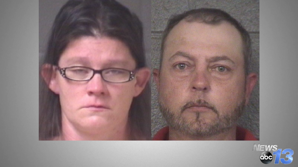 Asheville parents charged with child abuse