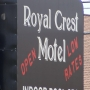 Unpaid bills force guests at a Gaylord motel to live without eletricity
