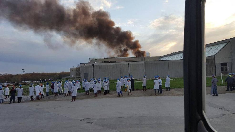 Milan fire caused evacuation of food plant | KTVO