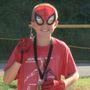 Superheroes take to the streets to celebrate heroes in education