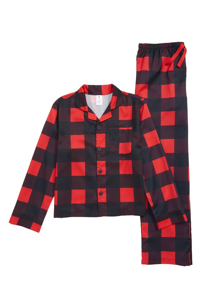 These darling PJ's are perfect for your little man all year round.{ } Get them at{ }Nordstrom for $39. (Image: Nordstrom){ }