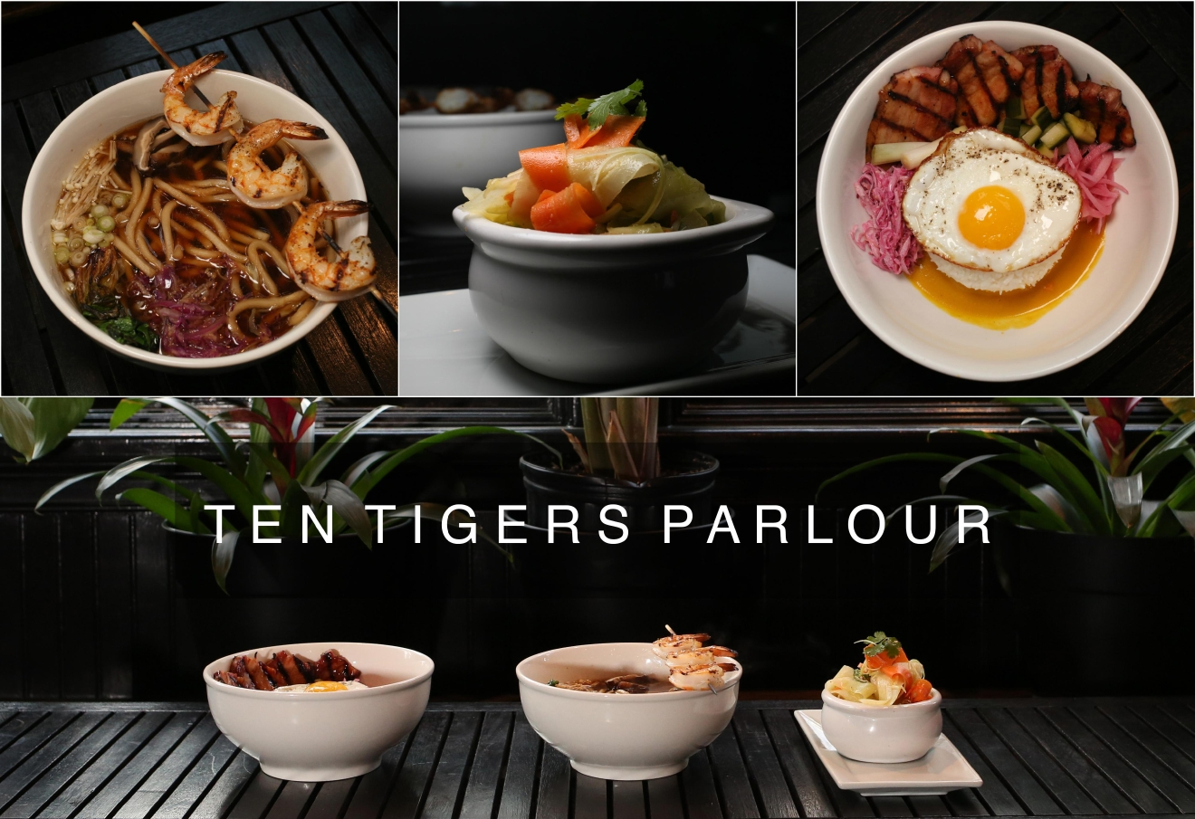 Ten Tigers Parlour is located at 3813 Georgia Ave NW (Amanda Andrade-Rhoades/DC Refined)