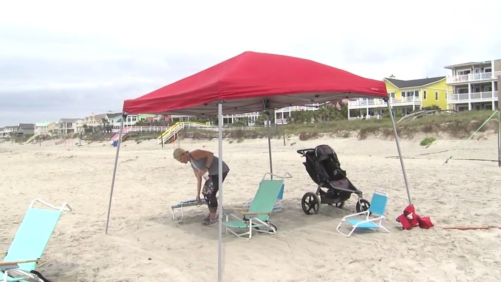 Lowcountry beaches allow shade in face of beach tent ban  sc 1 st  WCIV & Lowcountry beaches allow shade in face of beach tent ban | WCIV