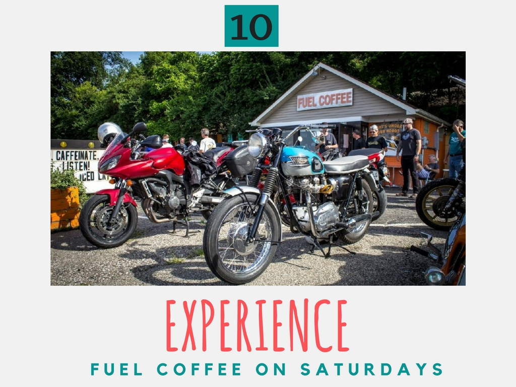 CINCY SUMMER BUCKET LIST ITEM #10: Experience Fuel Coffee on Saturdays / ADDRESS: 2726 Riverside Dr. 45202 // IMAGE: Austin Coop