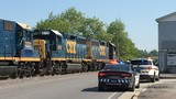 Man struck by CSX train in Somerset