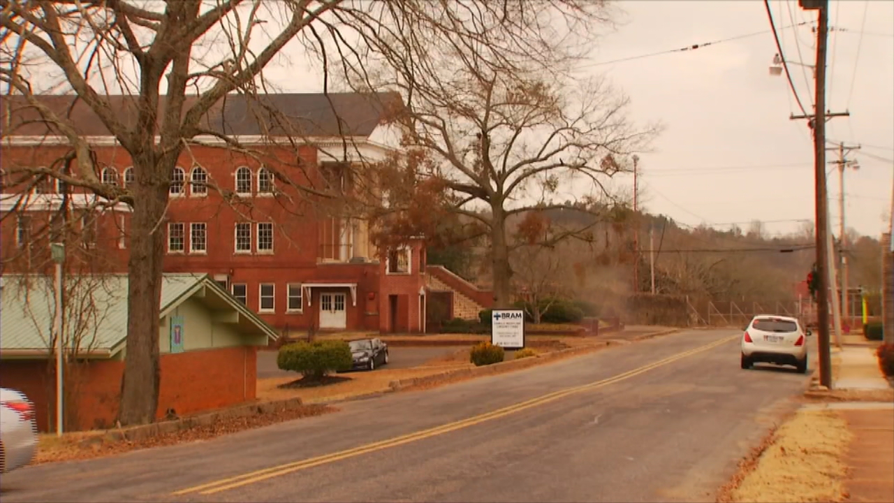 A local chef, her husband and a business partner are reviving an old mill village in Rutherford County one property at a time. (Photo credit: WLOS staff)