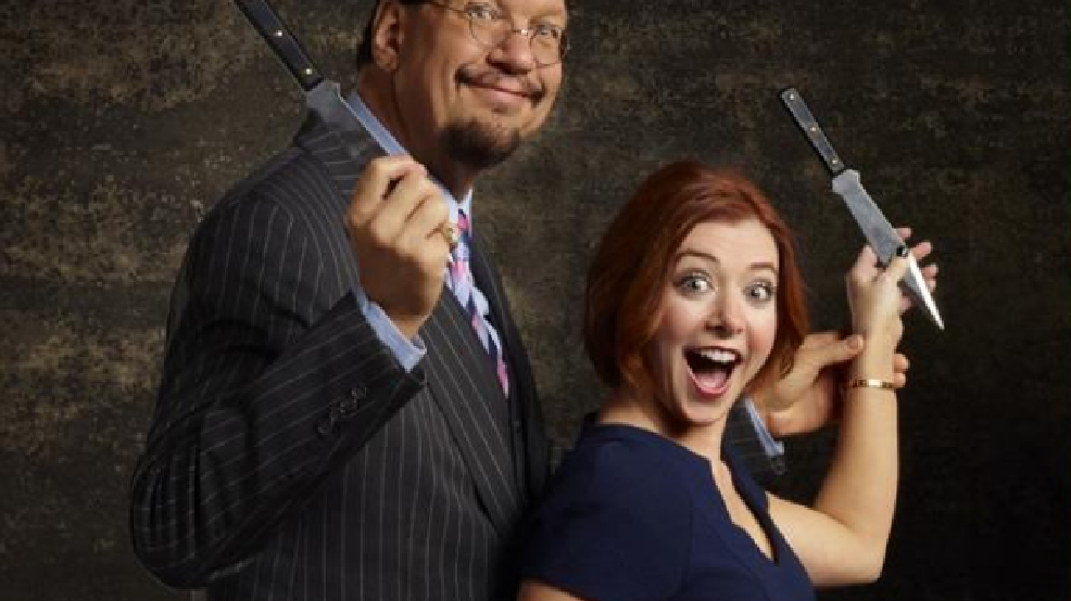 Penn and Teller has their own store on their personal website where you can purchase official Penn and Teller merchandise. When promotional offers and coupons are available for their products, you will find them on the official Penn and Teller homepage.
