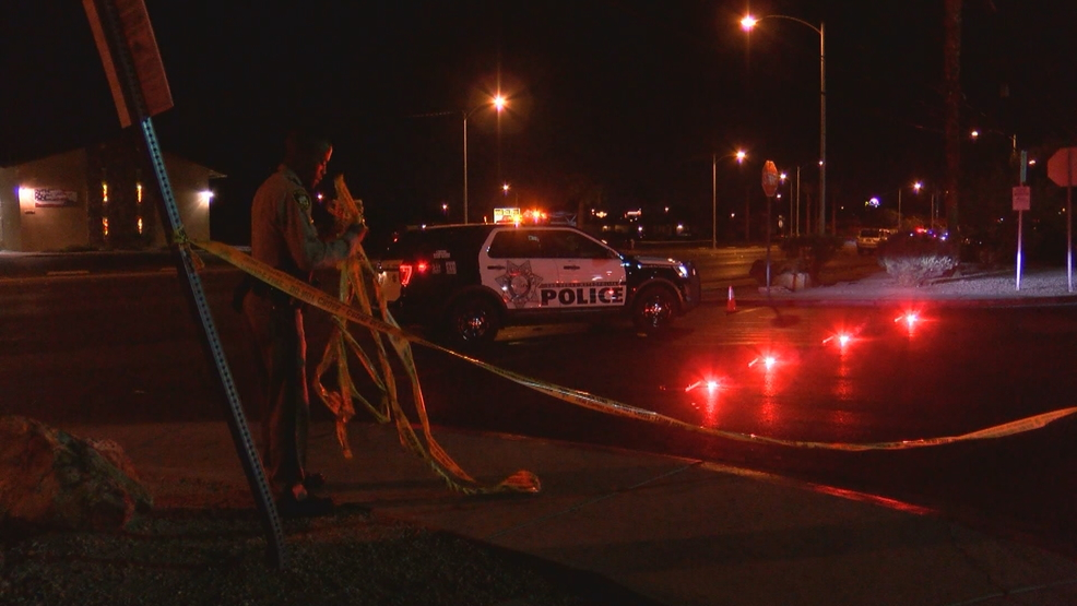homeless man struck and injured in parking lot near nellis and harmon