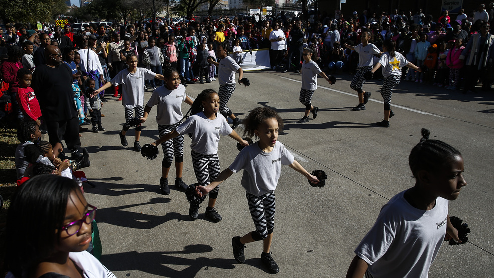 Houston Home To Rival Martin Luther King Day Parades Ktxs