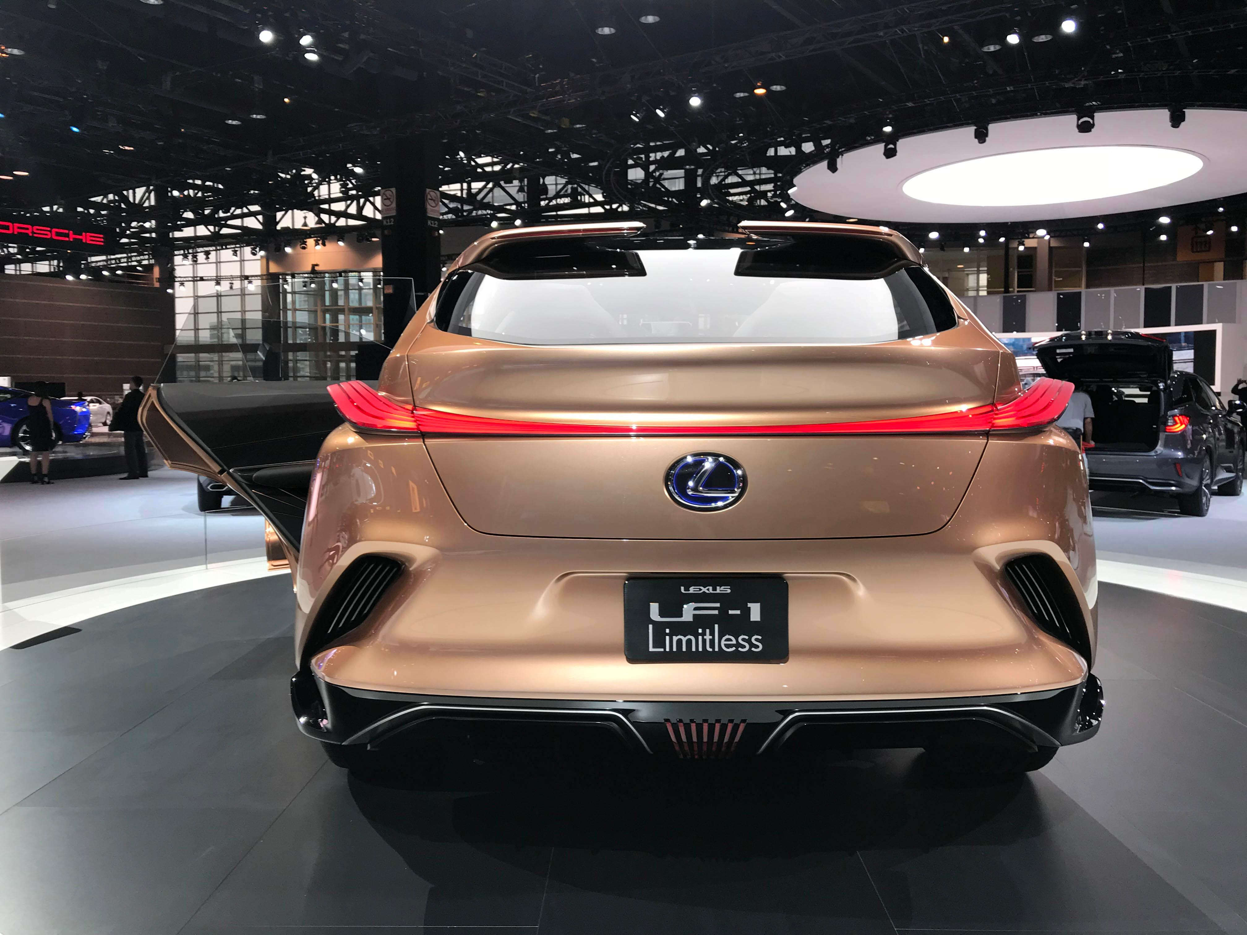GALLERY: Cool Cars at the 2018 Chicago Auto Show | WNWO