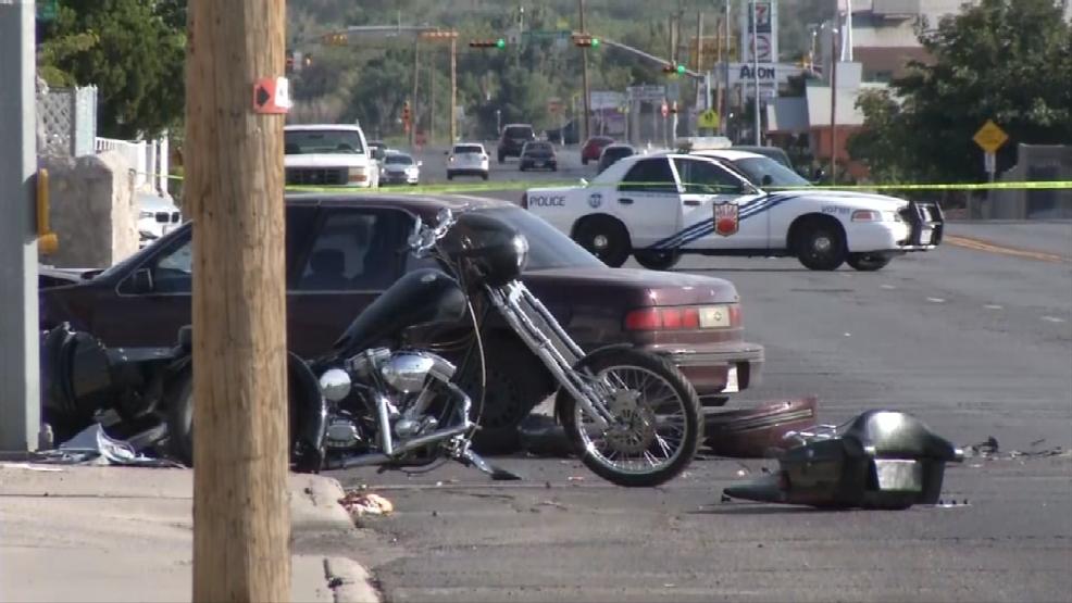 One dead after motorcycle crash in East El Paso | KFOX