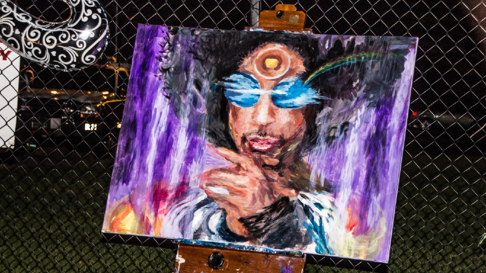 Family and friends celebrate Prince's life at Paisley Park memorial service