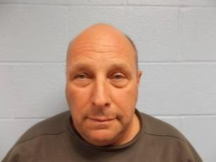 Marshall Plumb, 53, is facing charges of engaging in prostitution.