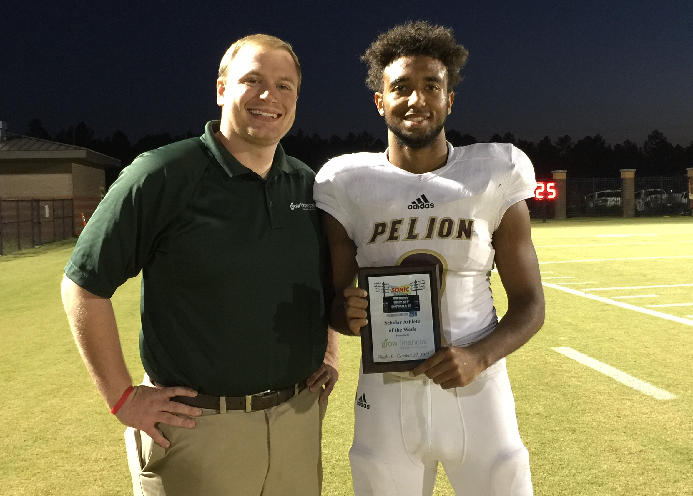 Dayrun Keith - Grow Financial Federal Credit Union Scholar Athlete