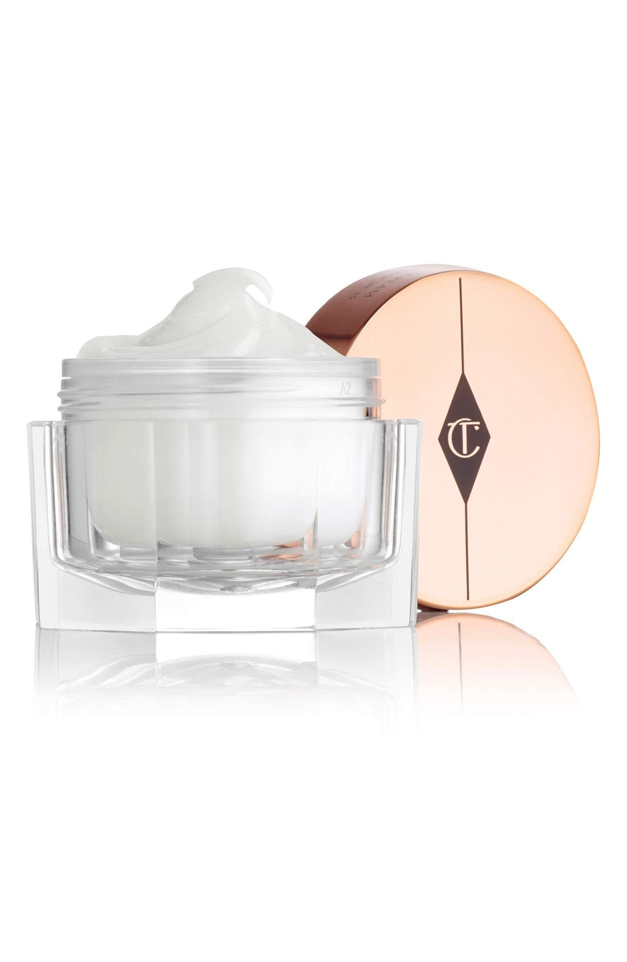 <p>Charlotte's Magic Cream Treat and Transform Moisturizer - $100+. Hey moms and grandmas, this one is for you! This moisturizer will totally revive your skin and give it new life. It's a gift that keeps on giving! Plus the woman behind it is a famous celebrity makeup artist who has been keeping famous people looking younger for years! Prices depends on the size. Purchase at Nordstrom. (Image: Nordstrom){&amp;nbsp;}<br></p><p></p>