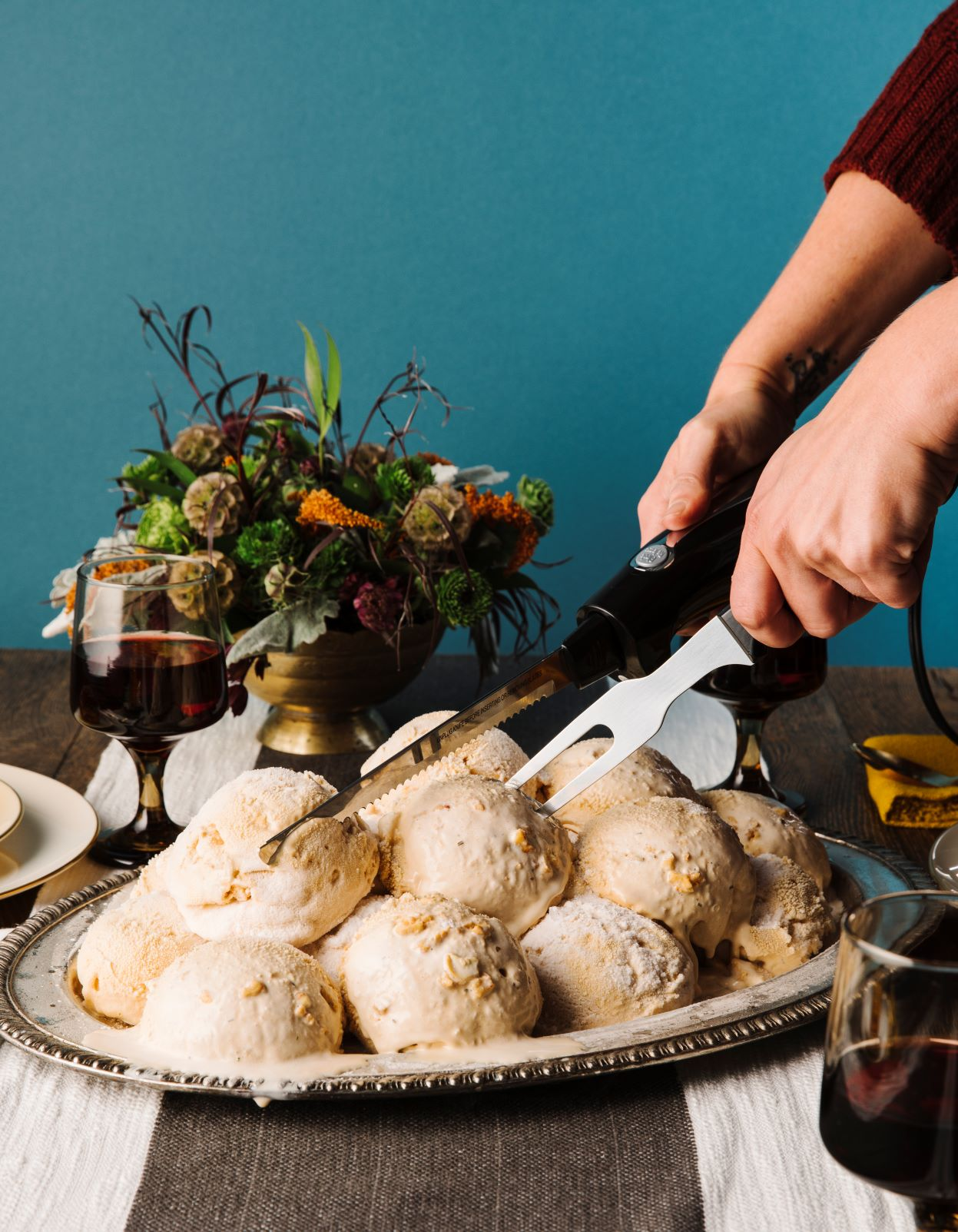 Salt & Straw has announced Thanksgiving ice cream flavors. (Image: Salt & Straw)
